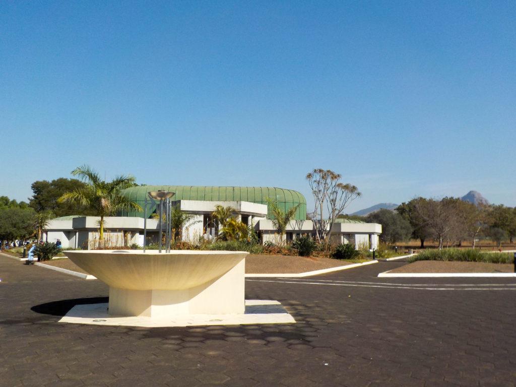 King Sobhuza II Memorial Park Lobamba Swaziland Africa