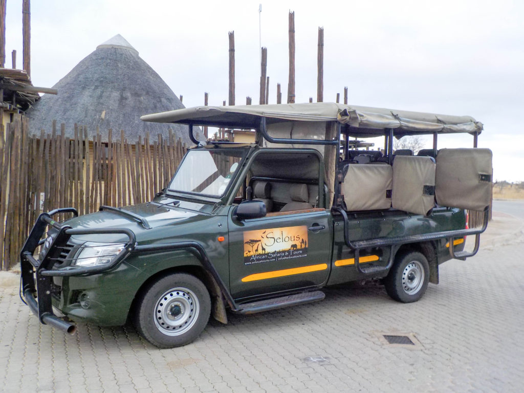 Kruger National Park South Africa safari car