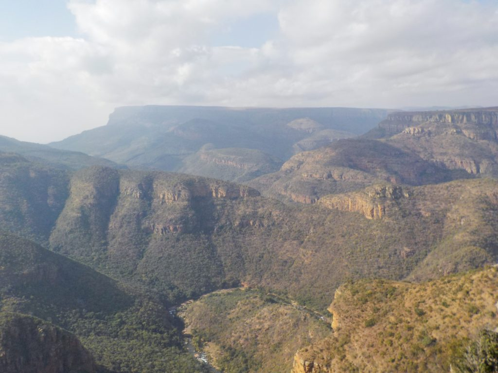 Blyde River Canyon Three Rondavels South Africa