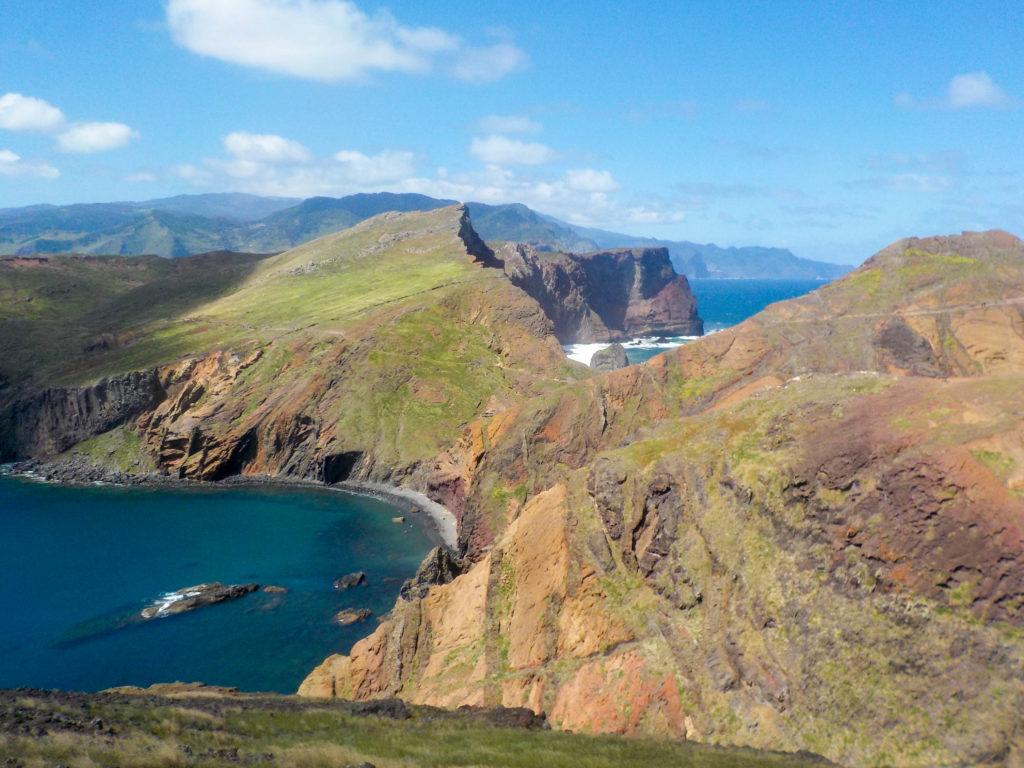 Madeira Portugal Europe island Ponta de São Lourenço