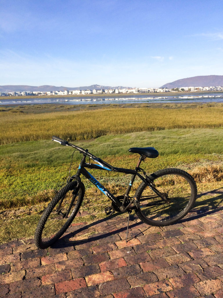 Knysna Garden Route South Africa Indian Ocean bicycle