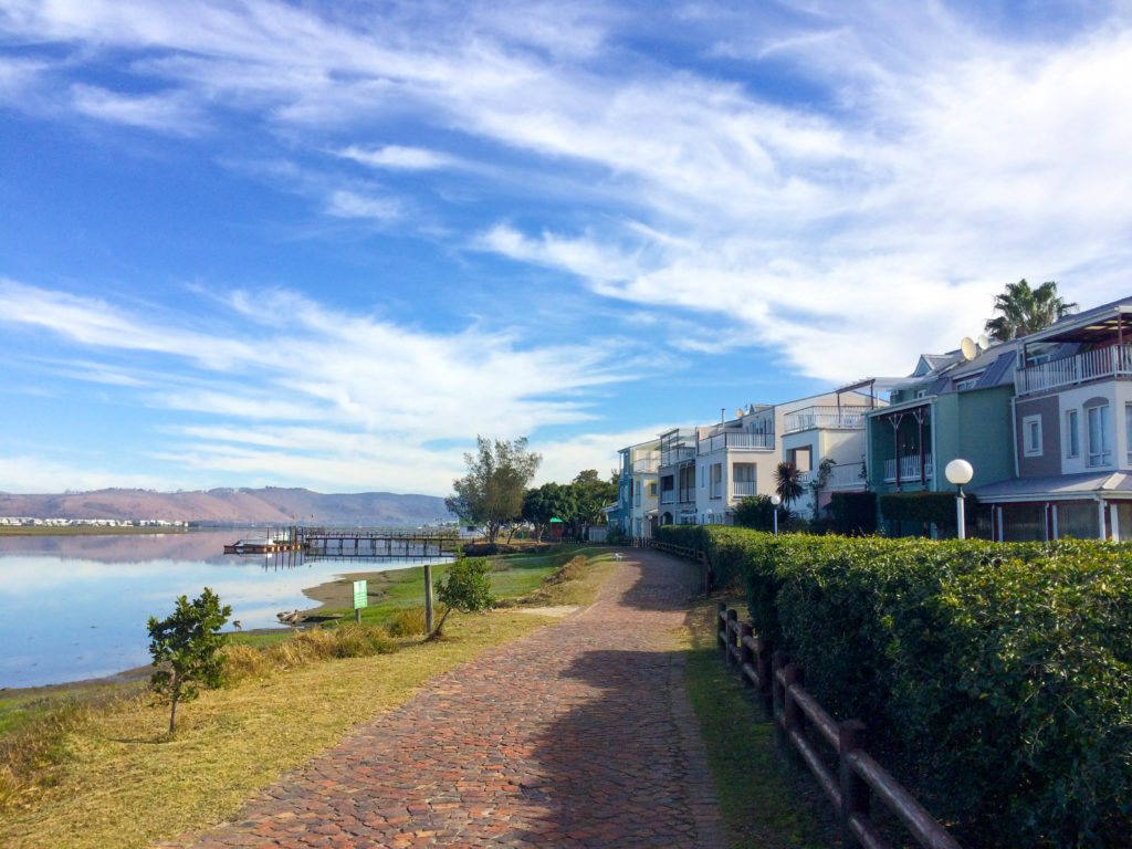 Knysna Garden Route South Africa Indian Ocean cute houses