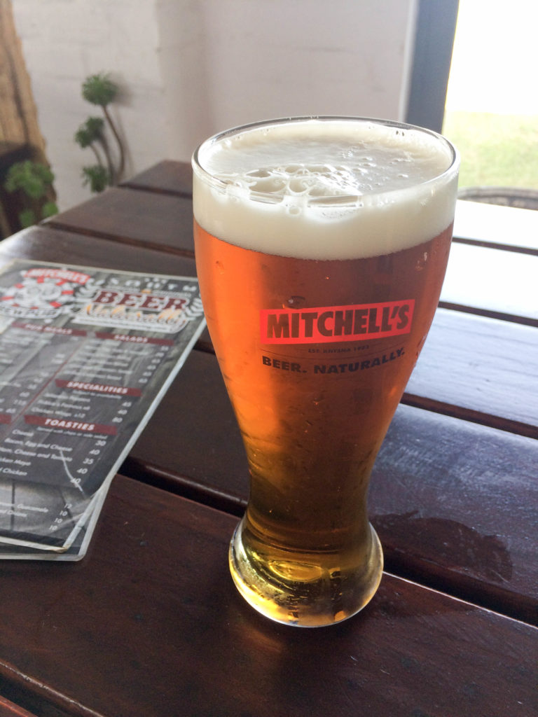 Mitchell's Brewery local craft beer Knysna Garden Route South Africa