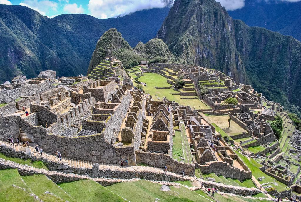 Machu Picchu Cusco Peru Latin America