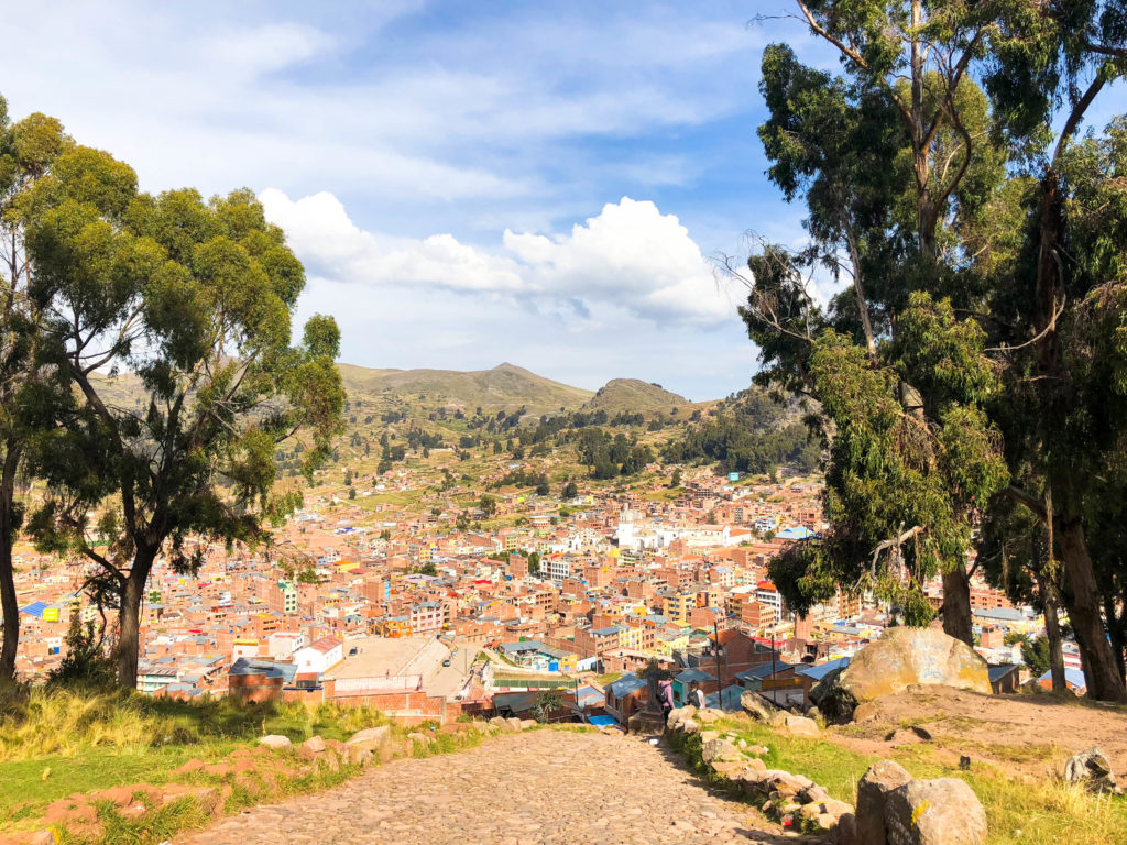 Copacabana Bolivia South America