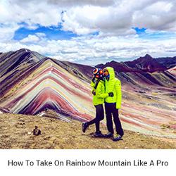 Rainbow Mountain Peru Hop