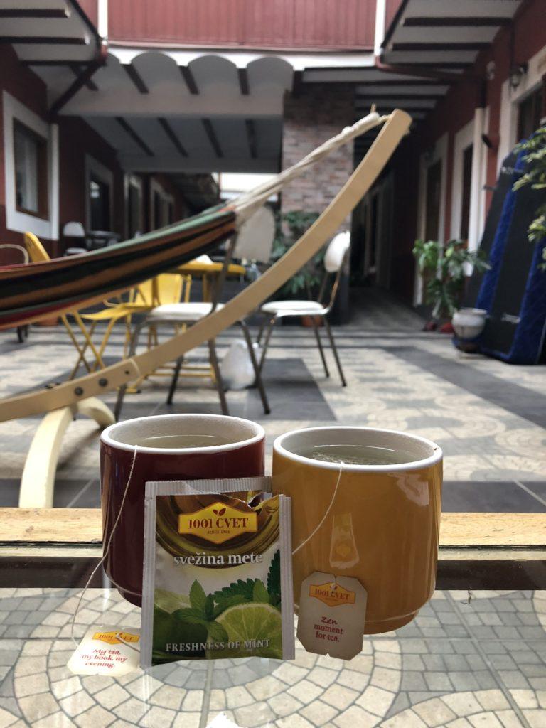 La Paz Bolivia South America mint tea 1001CVET Žito