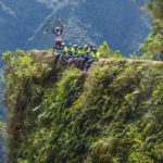 The road of death and adrenaline – Death Road, Bolivia
