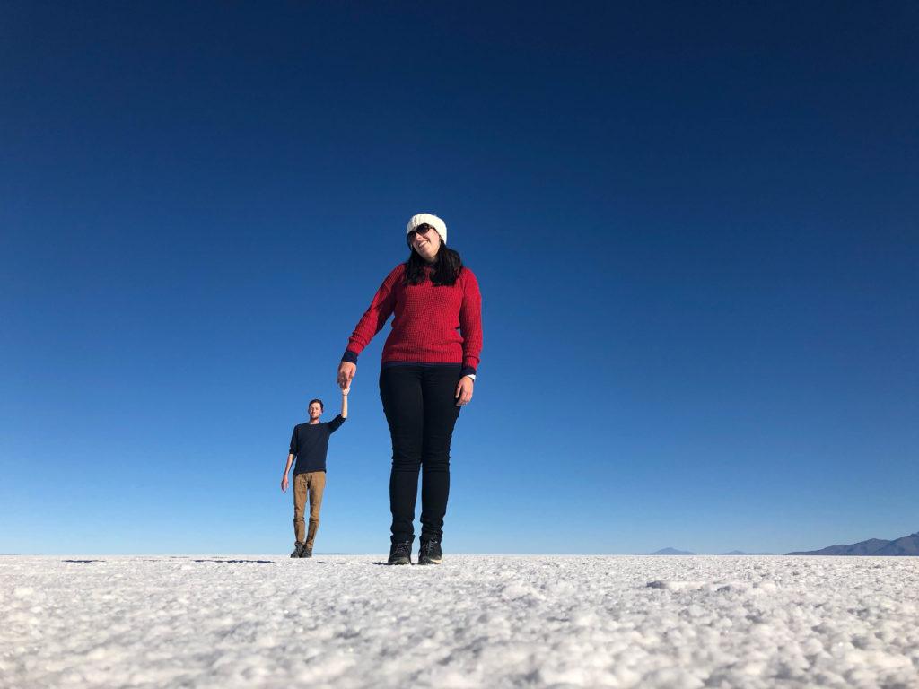 Salar de Uyuni Bolivia Latin America