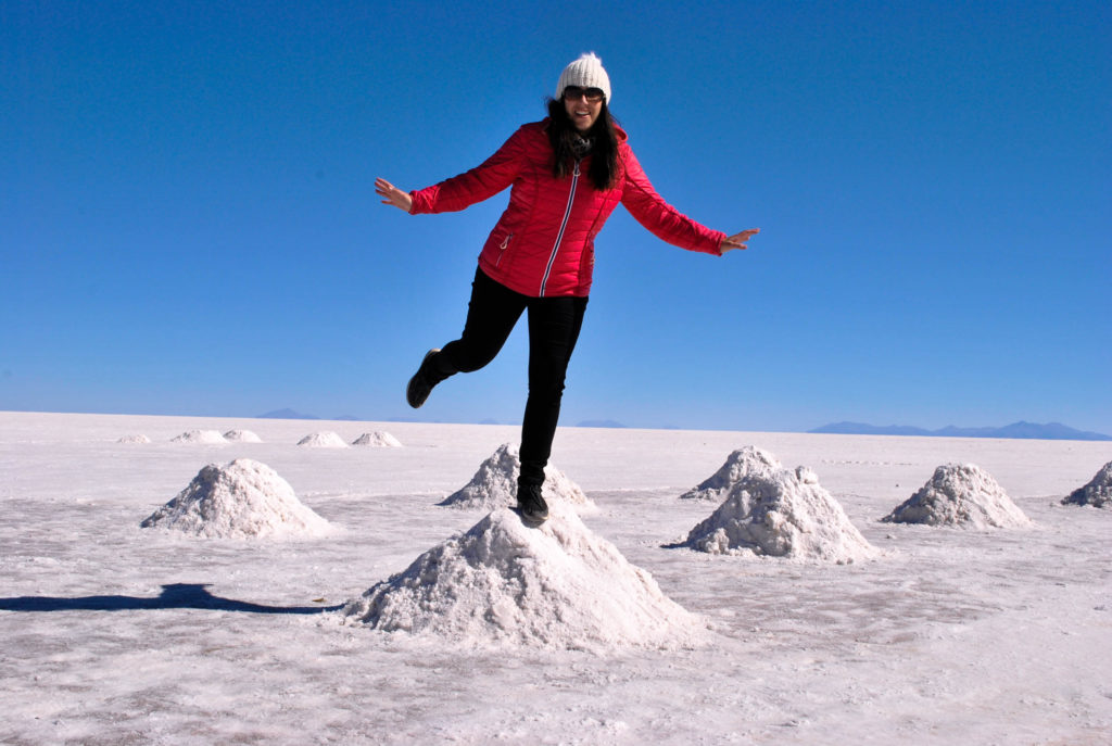 Salar de Uyuni salt flats and Reserva Nacional de Fauna Andina Eduardo Avaroa tour Bolivia South America Vanja Vodenik