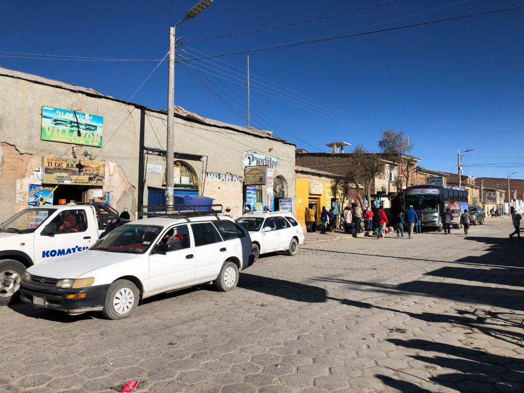Salar de Uyuni salt flats and Reserva Nacional de Fauna Andina Eduardo Avaroa tour Bolivia South America