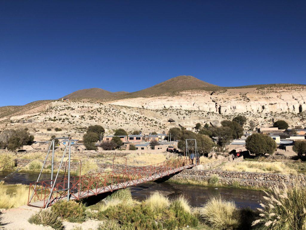 San Agustin Reserva Nacional de Fauna Andina Eduardo Avaroa Uyuni Bolivia South America