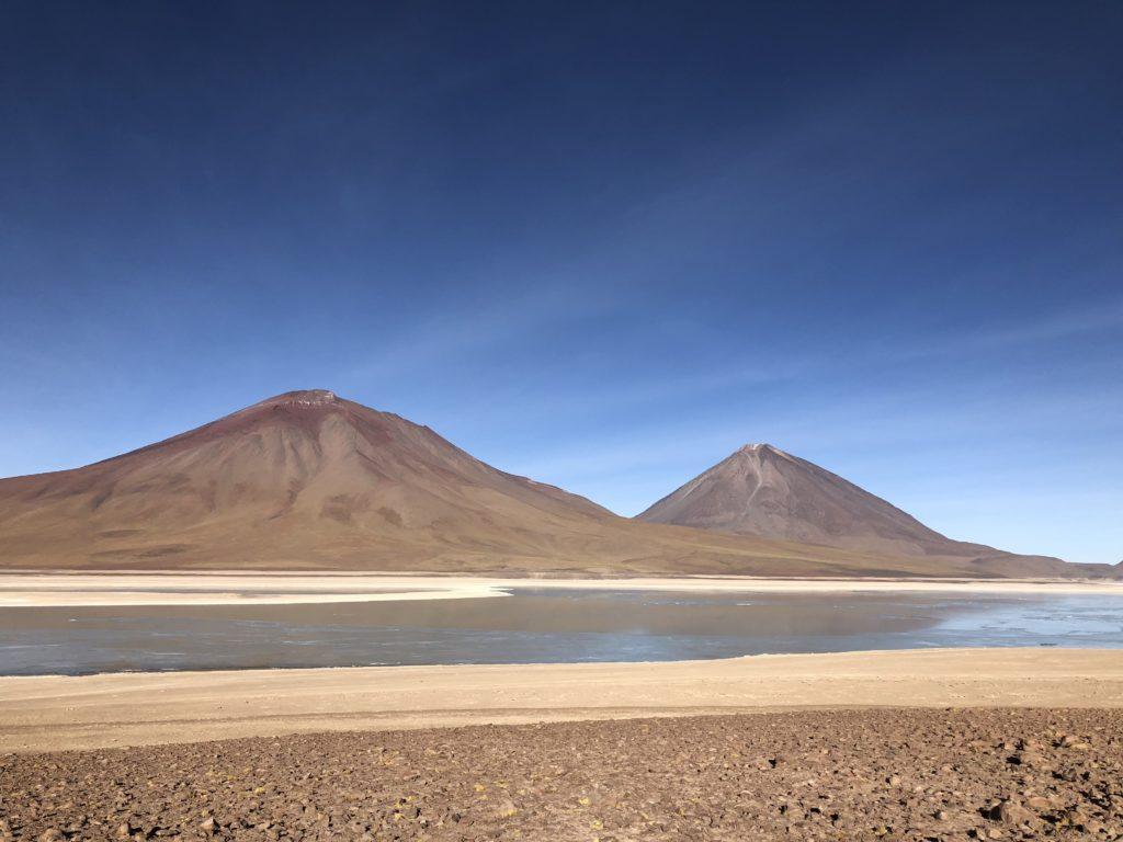 laguna Verde Reserva Nacional de Fauna Andina Eduardo Avaroa Uyuni Bolivia South America