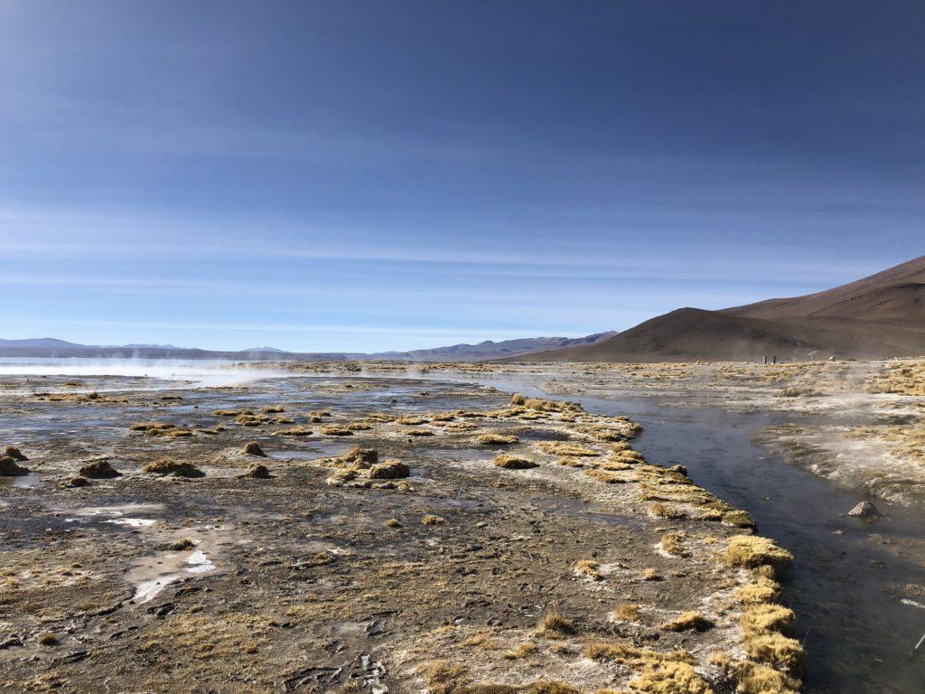 Termas de Polques Reserva Nacional de Fauna Andina Eduardo Avaroa Uyuni Bolivia South America