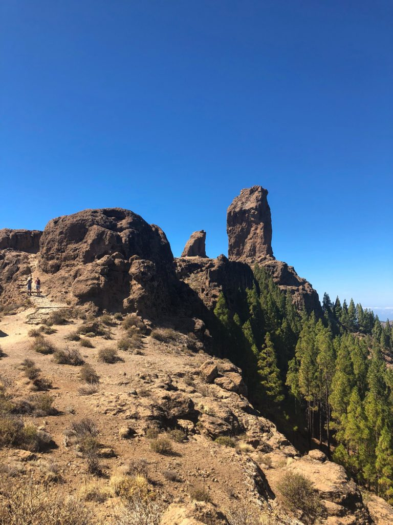 Roque Nublo Gran Canaria Canary Islands Spain