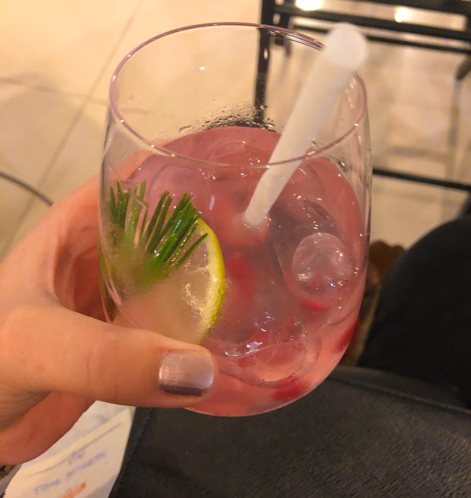 gin food bloggers conference Njam zgodbe Ljubljana Slovenia