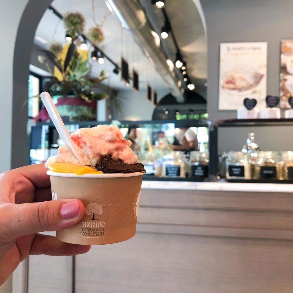taly Emilia-Romagna italian Parma ice cream