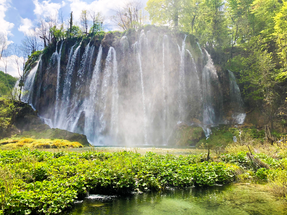 Plitvice Lakes Northern Dalmatia Croatia Europe