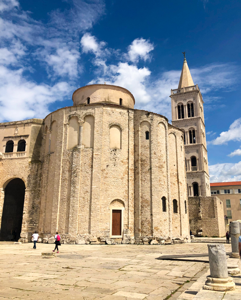 Zadar Northern Dalmatia Croatia Europe