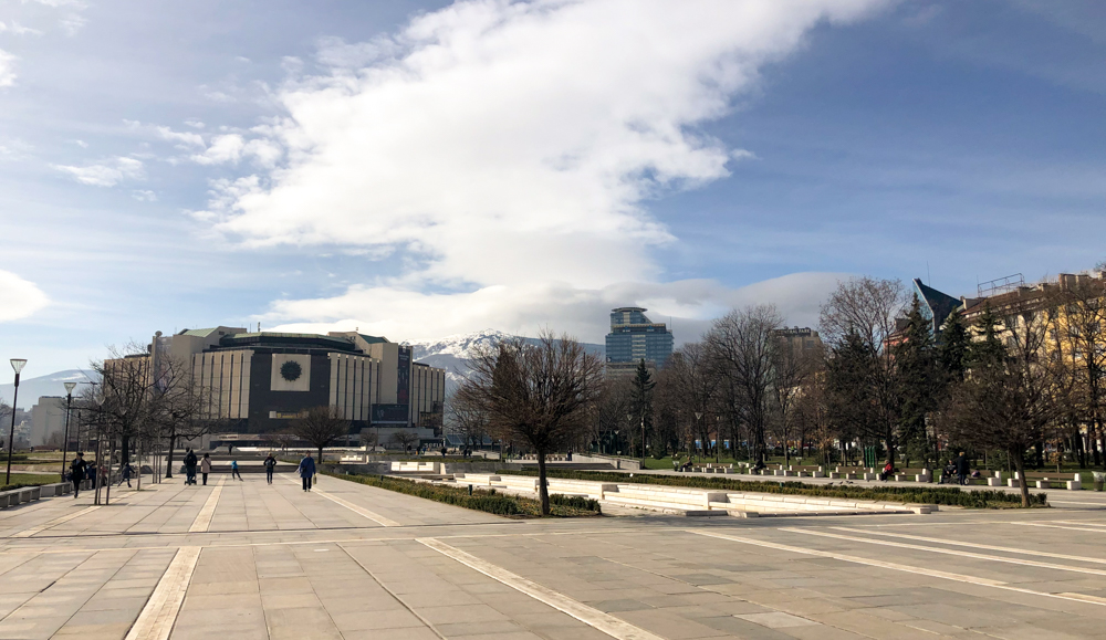 National Palace of Culture Sofia Bulgaria Europe