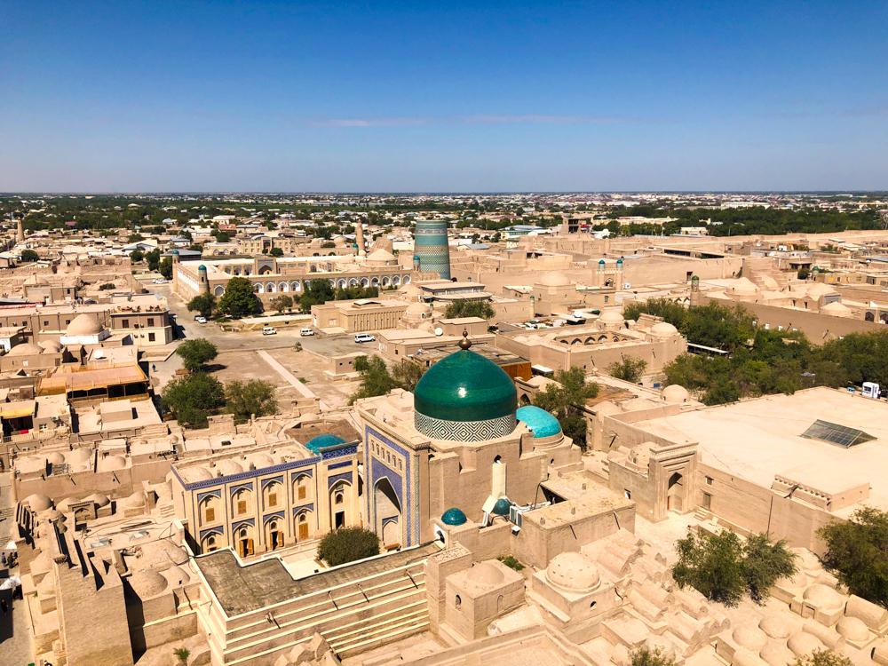 Khiva Uzbekistan Central Asia Silk Road