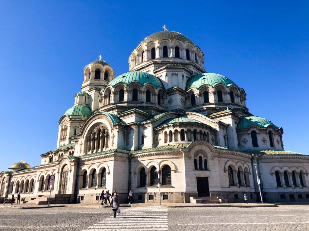 Sofia Bulgaria Europe