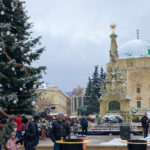Christmas spirit of Pécs