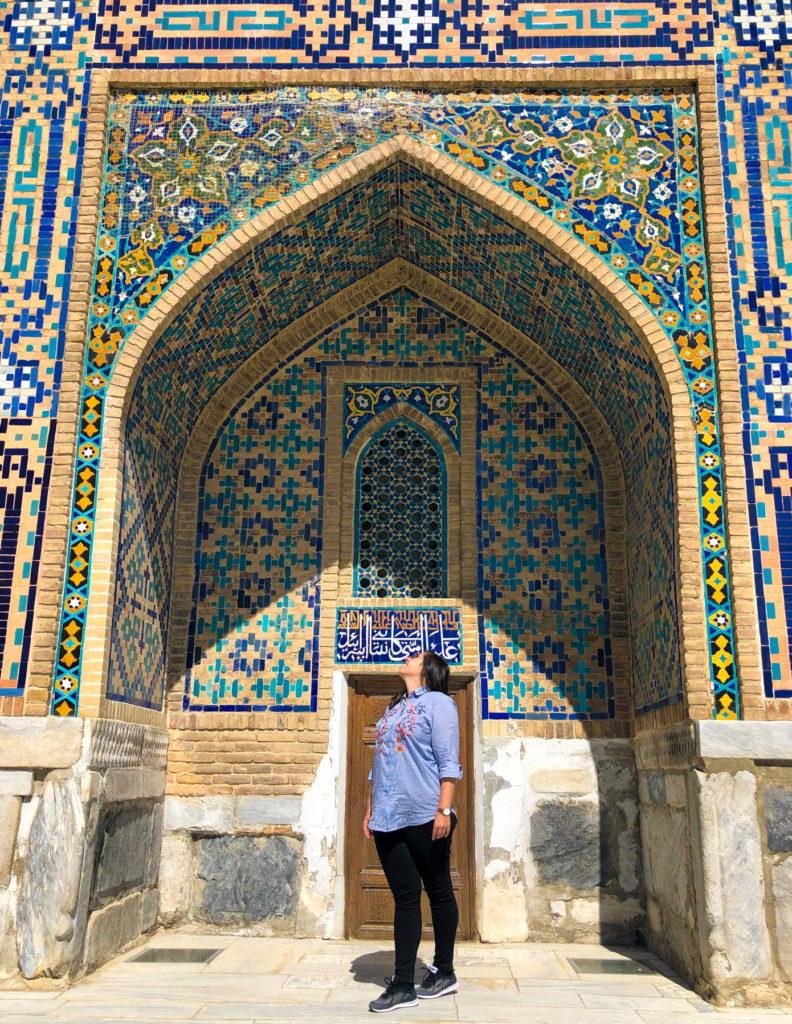 Samarkand Uzbekistan Central Asia Vanja Vodenik