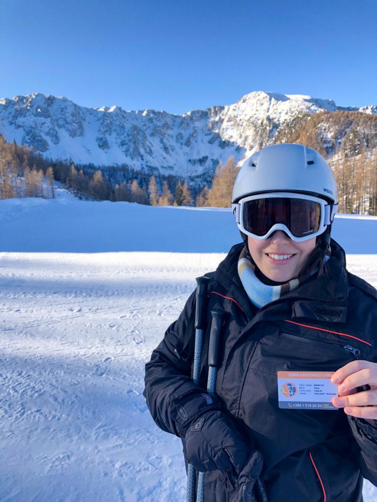 Austria Petzen ski resort Vanja Vodenik