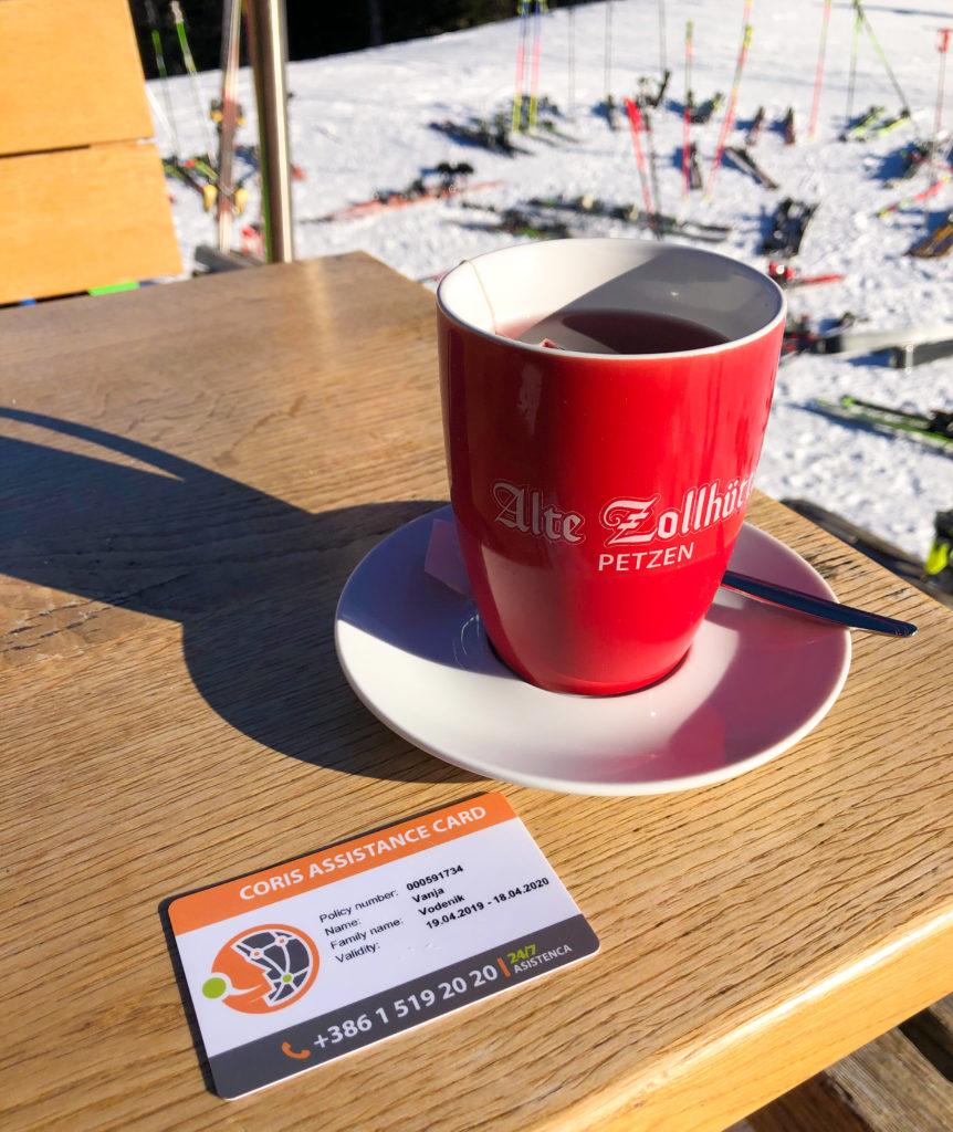 Austria Petzen ski resort