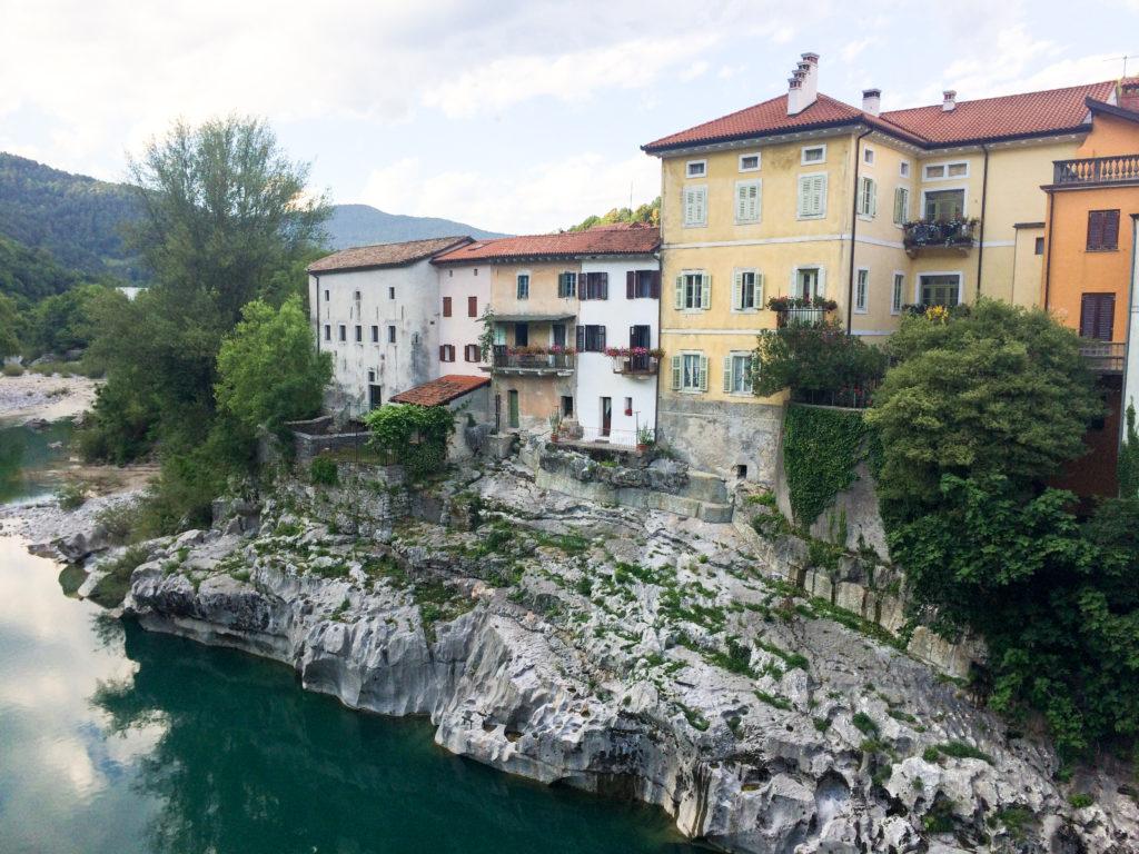 Kanal na Soči Slovenia Europe
