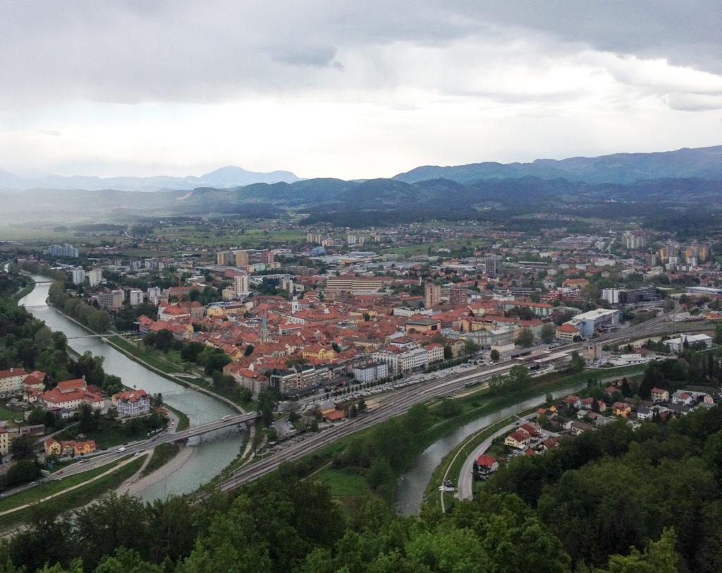 Celje Slovenia Europe