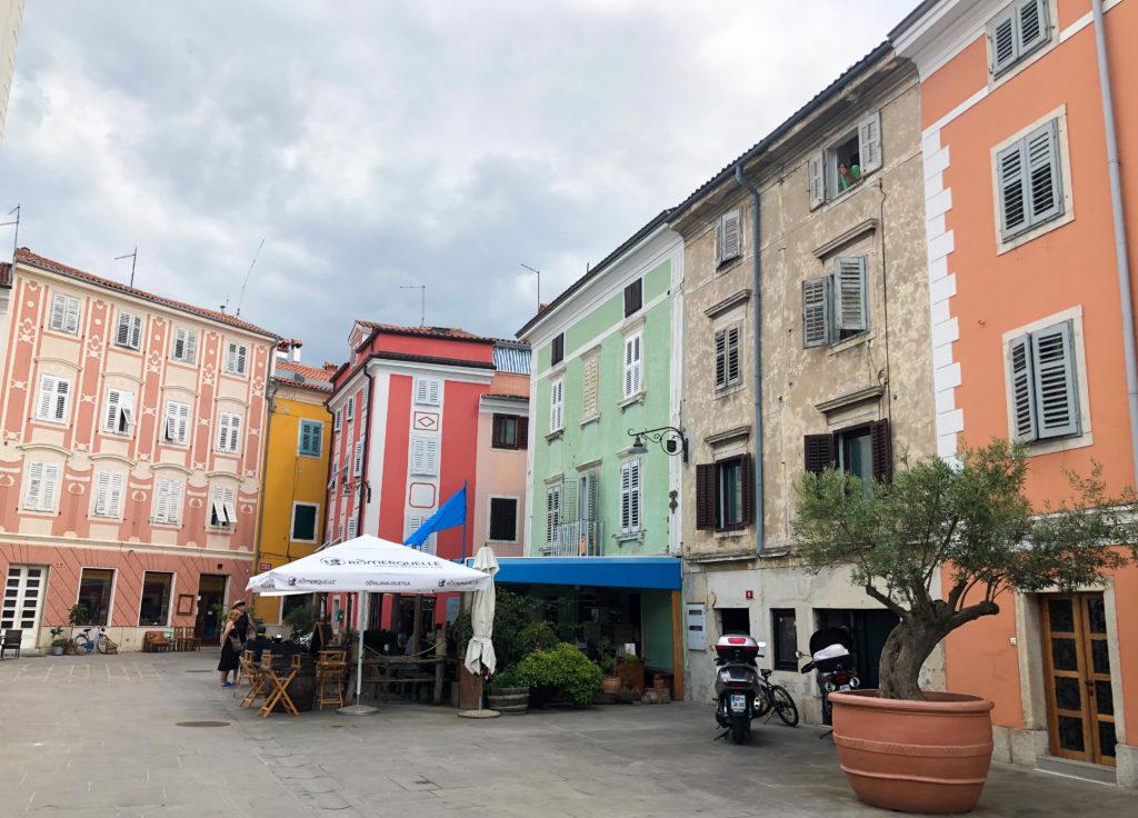 Izola Slovenia Europe