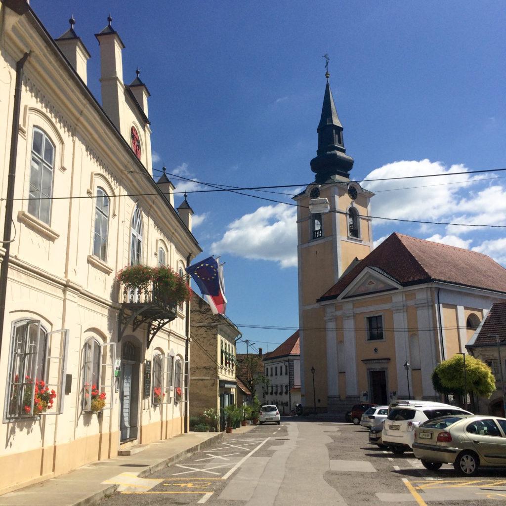 Metlika Bela Krajina Slovenia Europe
