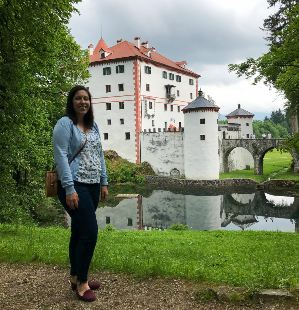 Castle Snežnik Vanja Vodenik Slovenia Europe