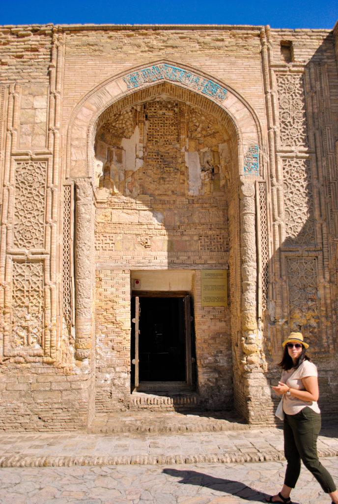 Magok-i-Attari Mosque Bukhara Uzbekistan Central Asia Vanja Vodenik