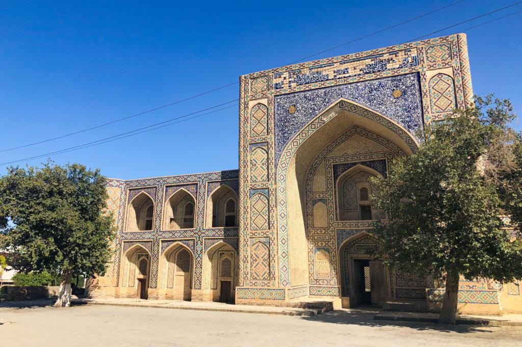Madrasah Bukhara Uzbekistan Central Asia