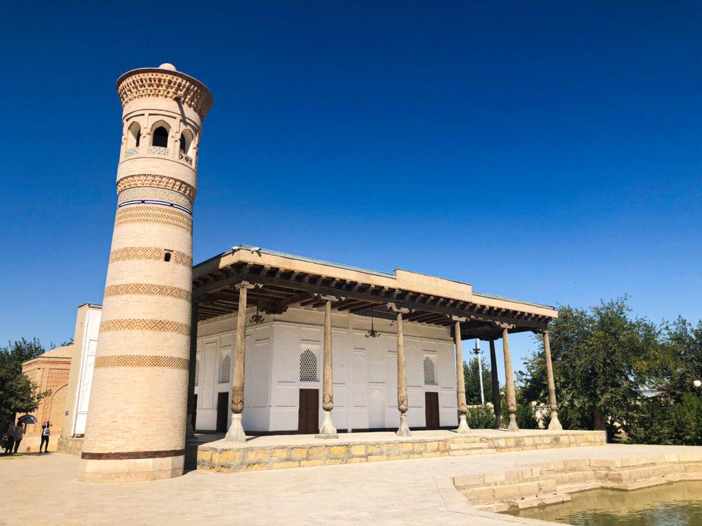 Baha-ud-din Naqshband Bokhari Memorial Complex Bukhara Uzbekistan Central Asia