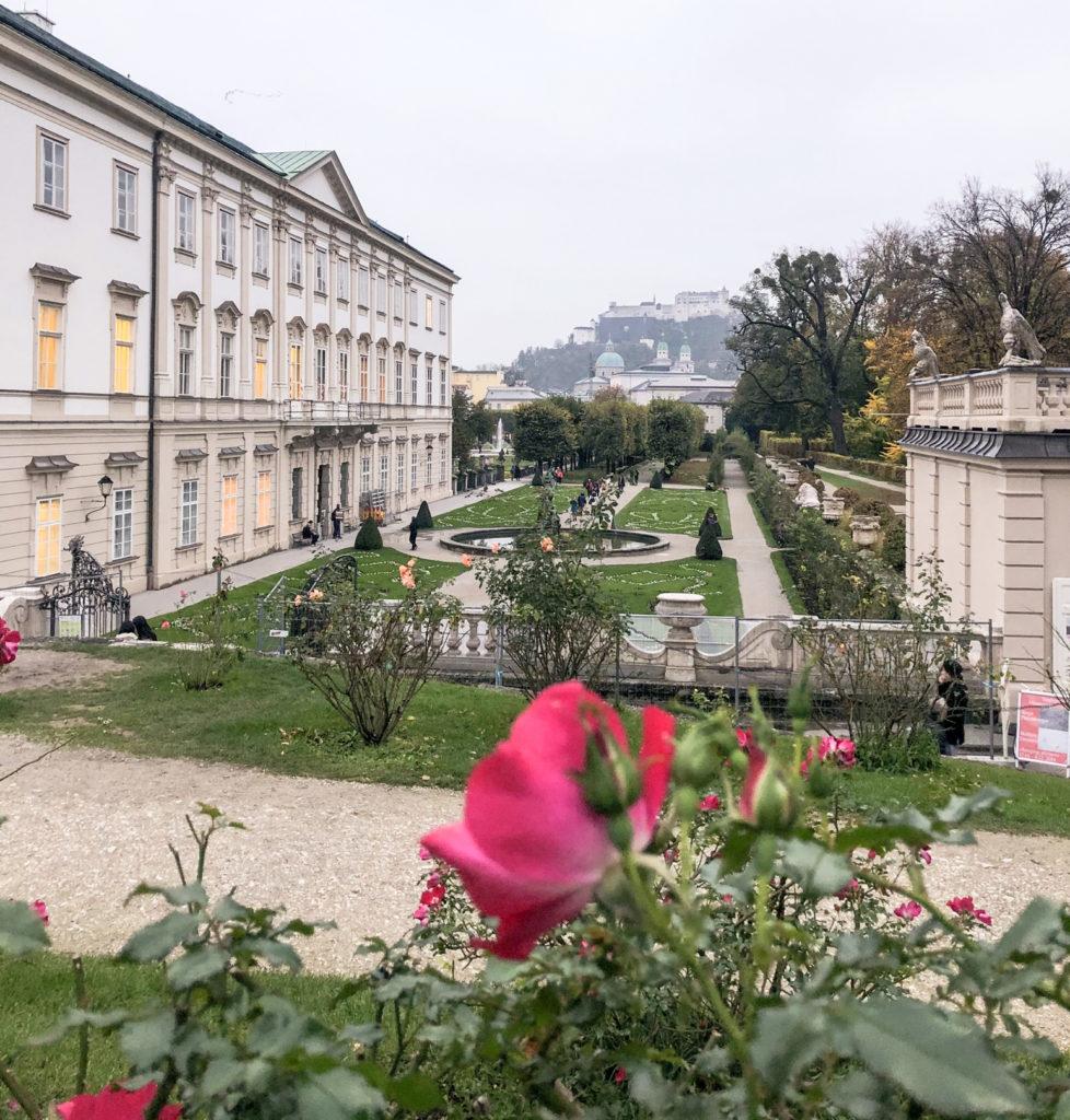 Mirabelle Gardens Salzburg Austria Europe