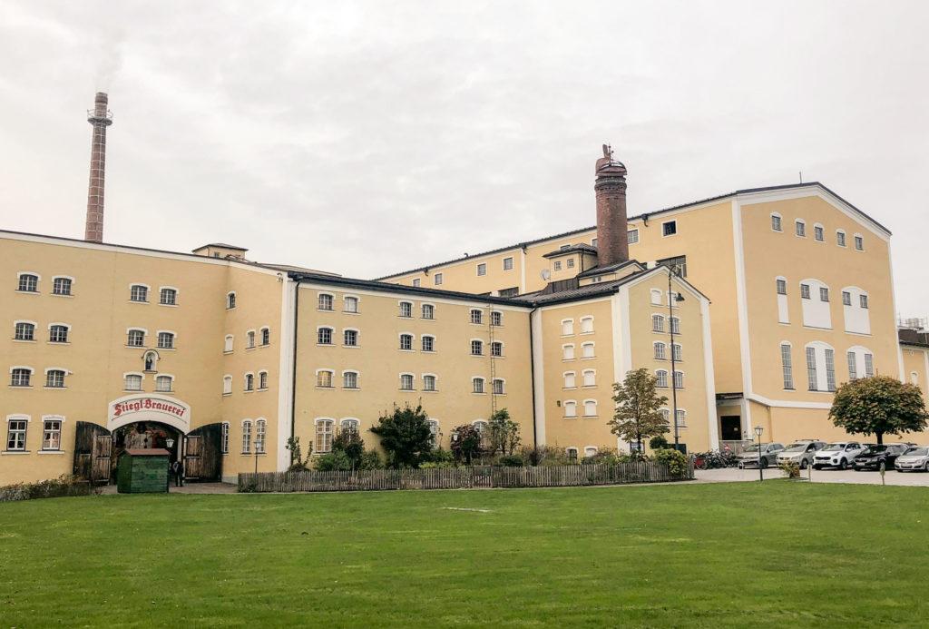Stiegl Brewery Salzburg Austria Europe