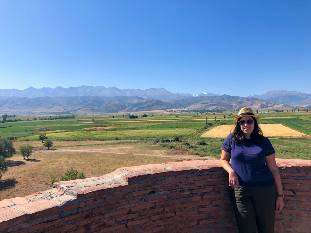Burana Tower Bishkek Kyrgyzstan Central Asia Vanja Vodenik