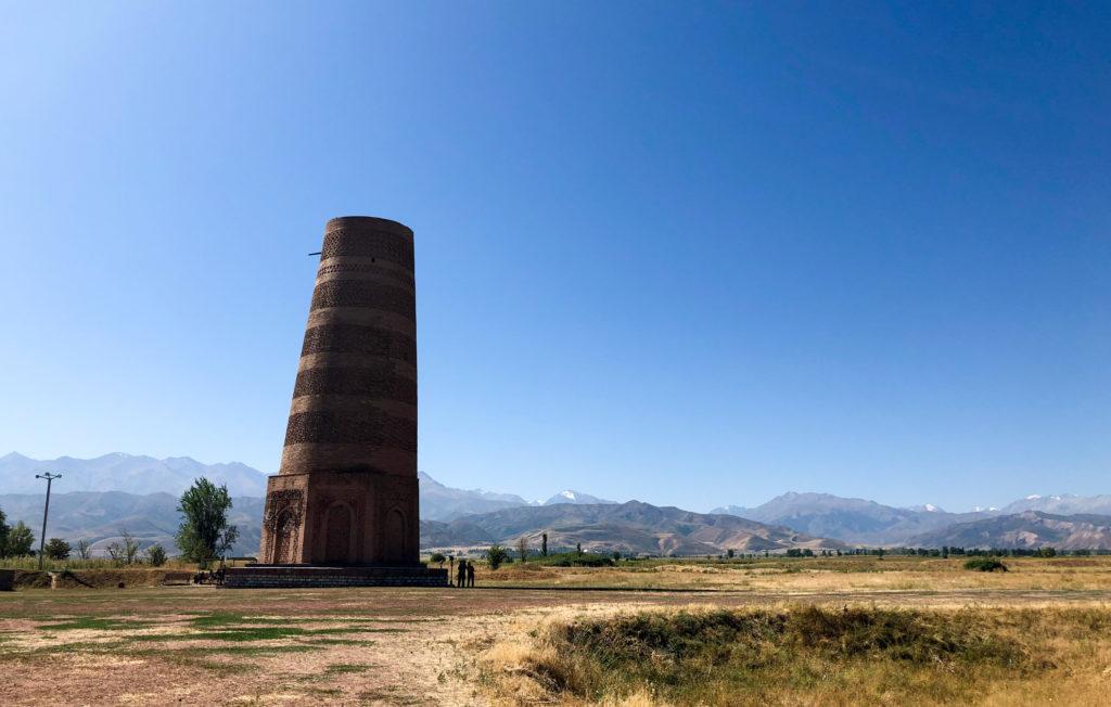 Burana Tower Bishkek Kyrgyzstan Central Asia