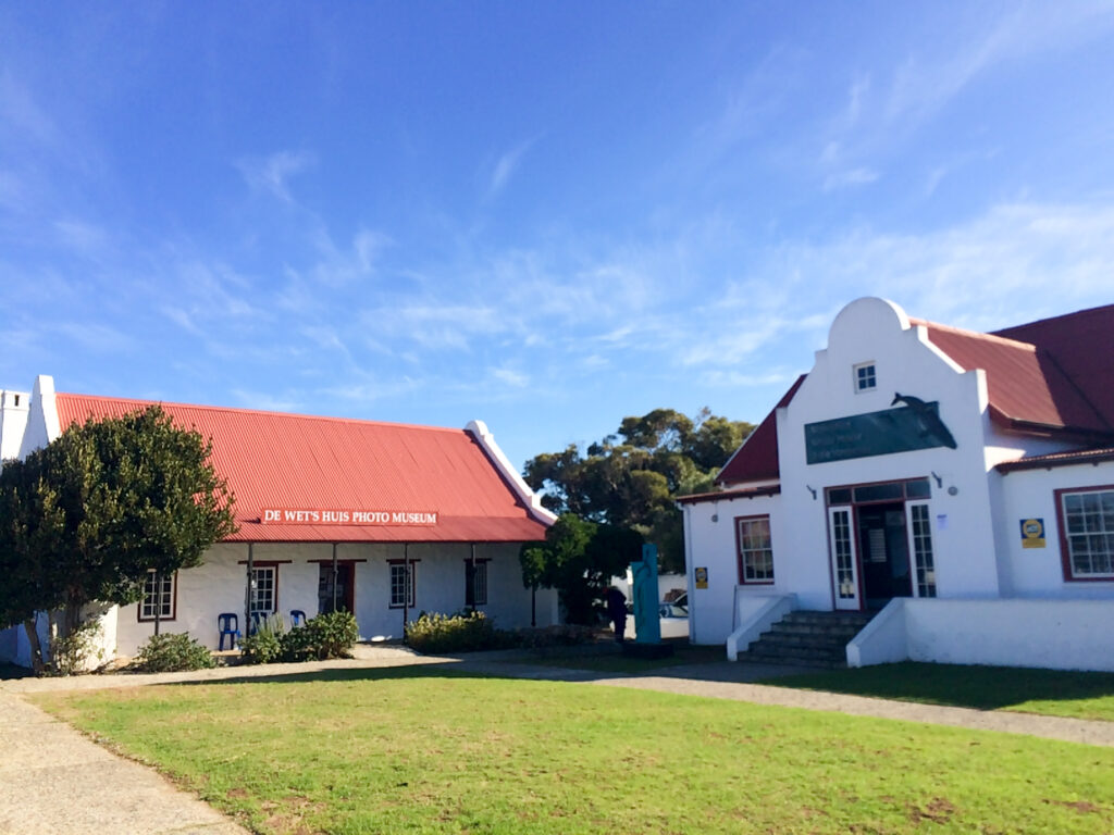 Hermanus South Africa De Wet's Photo Museum