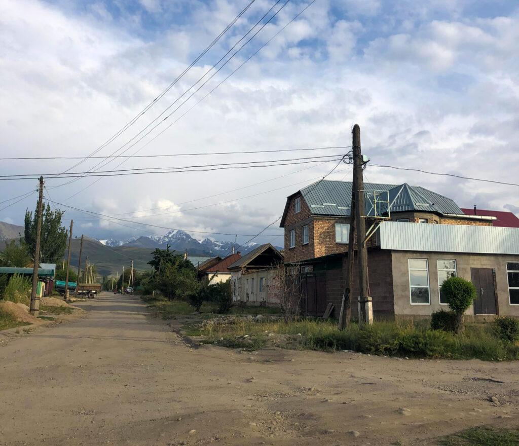 Karakol Kyrgyzstan Central Asia