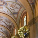 Photo diary: Bologna's porticoes in Christmas time