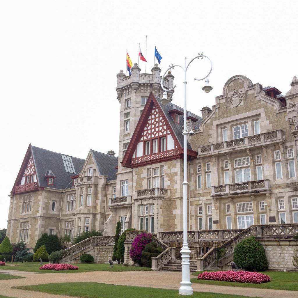 Santander Cantabria Spain Palacio de la Magdalena