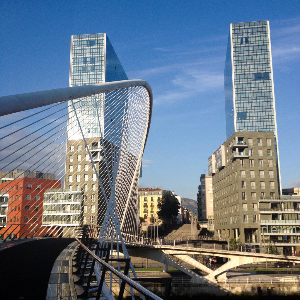 Bilbao Spain Basque country
