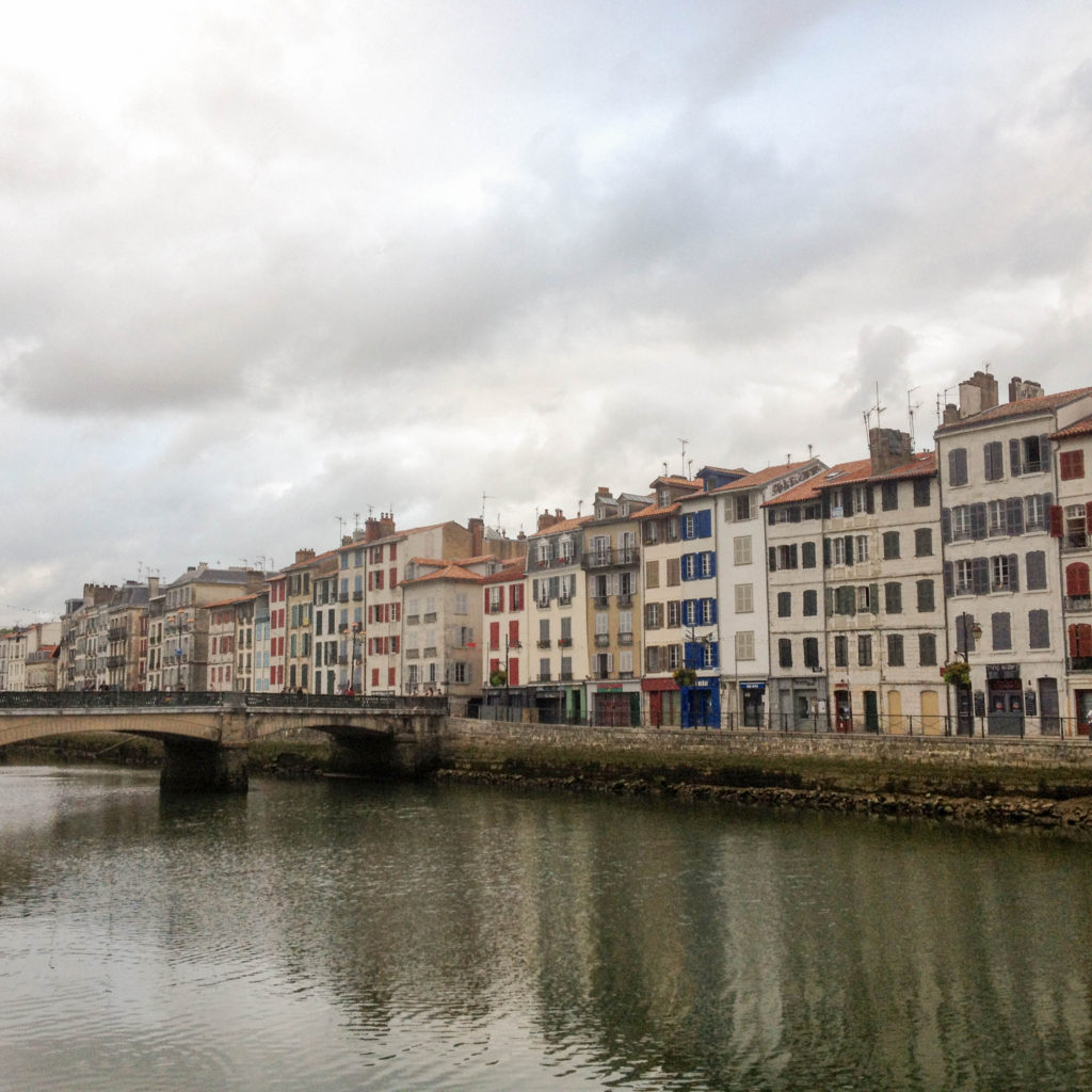 Bayonne France Basque country