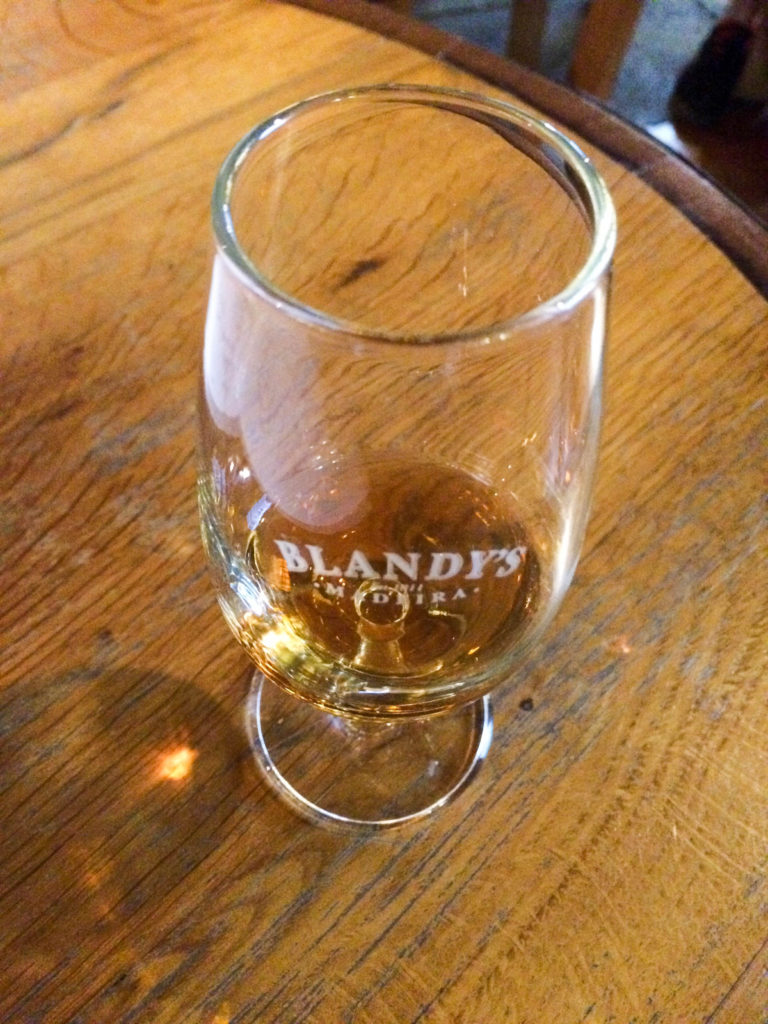 Blandy's Madeira wine typical drink Portugal