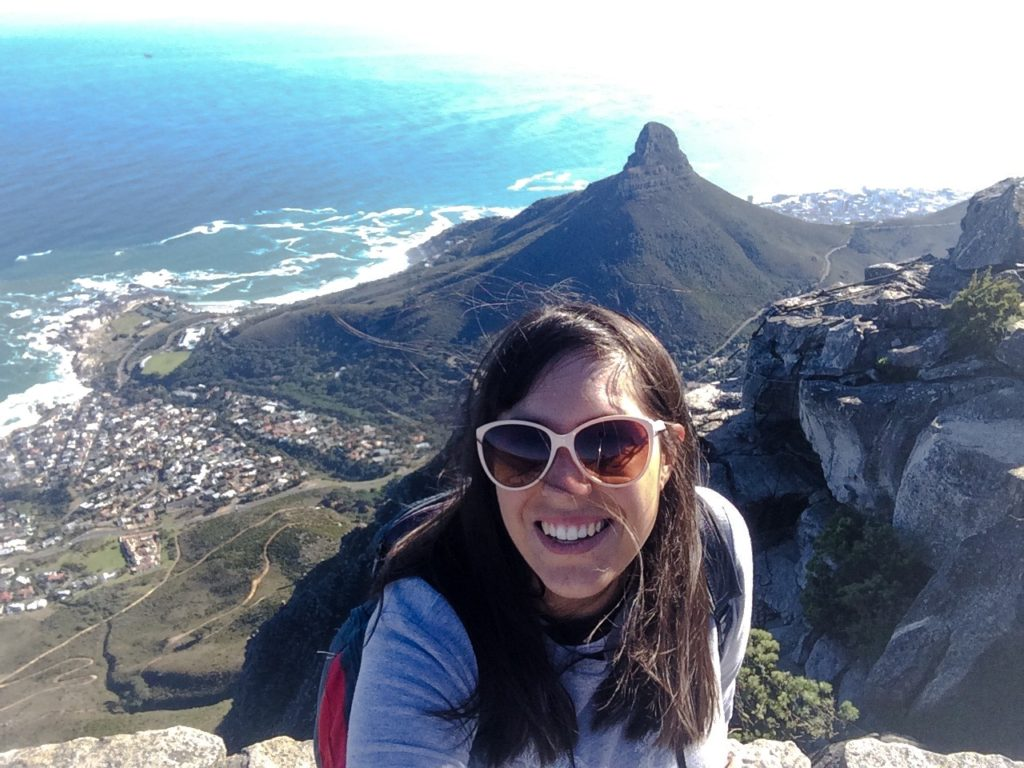Table Mountain Cape Town South Africa Vanja Vodenik Lion's Head